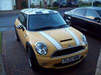 Mini Cooper S 2007 [Chilli Pack] Massive Spec. £4000