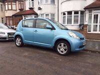 Stunning 2005 Daihatsu Sirion 1.3 Automatic, FSH, 2 Keys, 2 Owners, 5 Doors, Excellent Cond, Auto