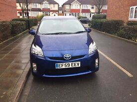 Toyota Prius T SPIRIT-2009-1 Year MOT-Full Service History-Excellent Condition