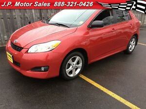 2013 Toyota Matrix Automatic, Sunroof