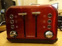 Morphy Richards Toaster - 4 x slice