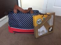 Baby changing + Tots by SmartTrike 4 x extra large muslin squares