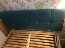 Electric motion bed practically new