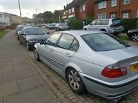 Bmw e46 saloon breaking for parts