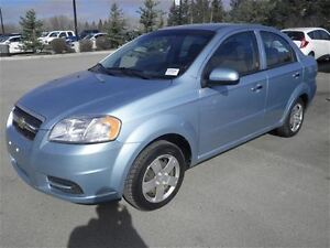 2011 Chevrolet Aveo LS Manual