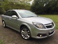 2008 Vauxhall Vectra 1.8 VVTI SRI Facelift Long mot cheap to run/insure Last of the shape