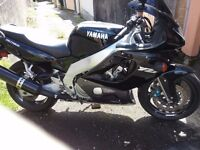 Yamaha 600 thundercat 9,000 miles ex con first to see will buy