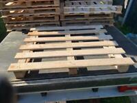 Standard pallets 1200x1000