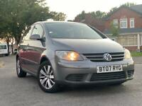 Vw golf plus with out issue sell or swap