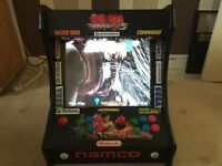Bartop Arcade Cabinet (HyperSpin) 82 Systems with over 30,000 Games
