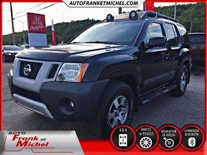 2012 Nissan Xterra PRO X 4