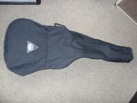 Gig bag, soft case for electric guitar