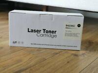 **Brand New Laser Toner Cartridge in Black B423KC Brother Compatible**