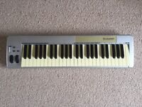 M Audio Keystation 49e - Midi Keyboard