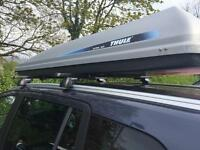 THULE Alpine 900 Roofbox & new fittings