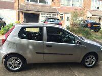 Fiat Punto active 8, 2005, 1.2L, 69000 miles, good condition, Bluetooth, petrol