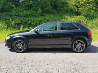 Audi A3 2009 S-line Special Edition TDI 138 - Genuine low miles