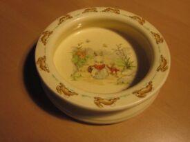 Bunnikin crockery, 4 items, 1939-1945
