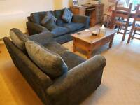 Next 2 and 3 seater Sofas