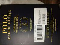 Polo Ralph Lauren 2 Pack Long Sleeve