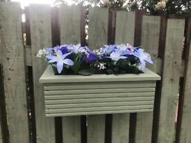 Hand crafted plant pots