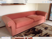 Sofa, very large, structurally strong, seats 4 Tamworth City Preview