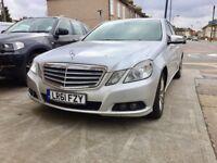 2011   Mercedes-Benz E Class 2.1 E220 CDI BlueEFFICIENCY SE Edition 125   Aut...