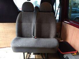 Transit van front seat 2006