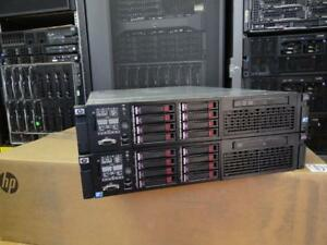 HP Server DL380 G7 2 X Intel Xeon Processor E5649 2.53GHz 32GB MEMORY 8X147GB-SAS 2PSU QUAD-PORT NIC