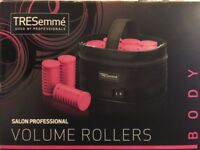 TRESemme Volume Rollers- Like new-Compact soft storage case