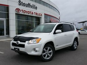 2011 Toyota RAV4 LOW KMS ON THIS LIMITED EDITION RAV!