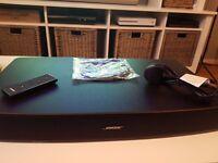 Bose Solo TV speaker - soundbar great condition