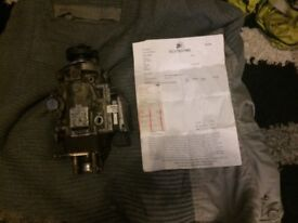 Ford Transit Mark 6 Diesel Pump