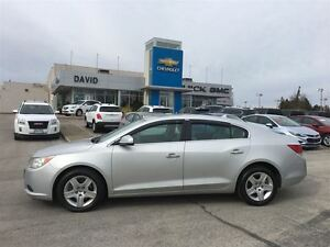 2010 Buick LaCrosse CX V6 4DR, LOADED, LOCAL TRADE!!!!