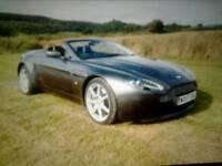 Aston martin vantage sportshift roadster