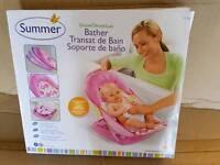 Summer Deluxe Baby Bath Seat