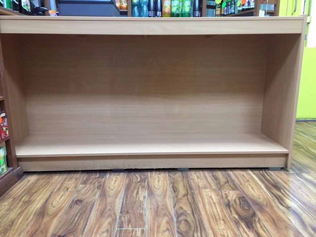 wooden counter for sale