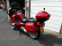 BMW R1150RT 34000 MILES, SERVICE HISTORY, 2 OWNERS FROM NEW