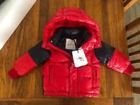 Moncler - winter jacket 18-24 months