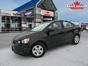 2013 Chevrolet Sonic LS/AC/POWER GROUP