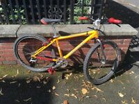 Specialised Stumpjumper (With Magura Hydraulic Brakes and Mavic Rims)
