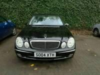 2004 Mercedes-Benz E270 CDI, very Low Mileage