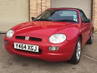 MGF 16000 miles from new