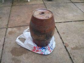 Old Beer Barrel.