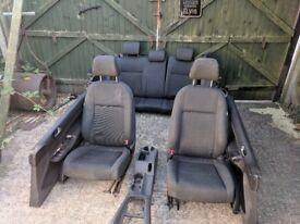Golf Mk5 interior