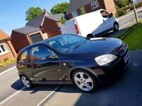 Vauxhall Corsa C SRI 1.8 full leather, cruise controll, heated seats!!