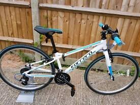 Carrera sarlina junior hybrid bike