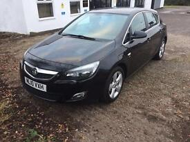 2010 Vauxhall Astra new shape £2400 Ono 1.6 auto may swap or px