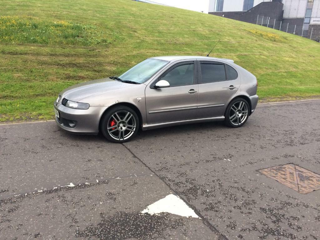 2005 seat leon fr pd150 in glasgow city centre glasgow gumtree. Black Bedroom Furniture Sets. Home Design Ideas