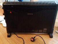 von Haus Brand 2000W Convection Room Heater with TurboFan | Used/Excellent Condition